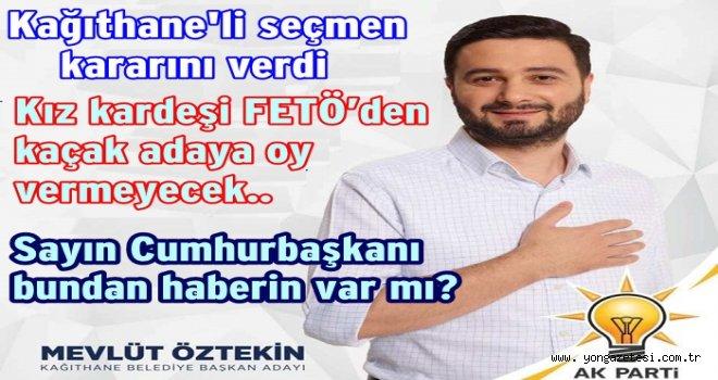AKP'li Mevlüt Öztekin'in kardeşi Amerika'da FETÖ kaçağı..