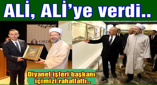 """Ali Erbaş, """"Çocuk sayısını artırmak için çalıştık"""""""