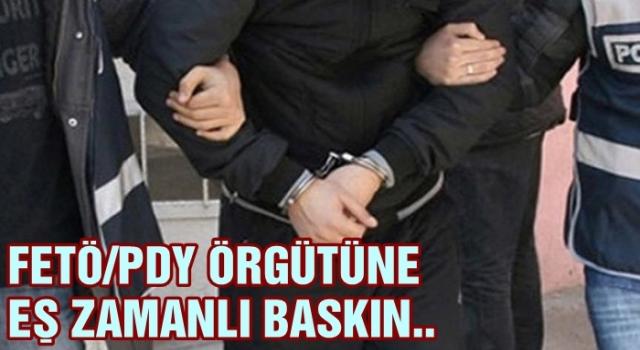 Altınordu'da emekli bir FETÖ'cü yakalandı..