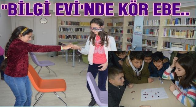 BİLGİ EVLERİ YARIYIL TATİLİNE HAZIR..