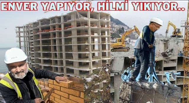 BELDE EVLERİNİN SON DURUMUNU MERAK ETMEYİN..