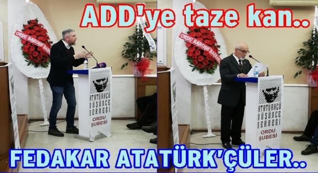 ADD Başkanlığına Hikmet Pala seçildi..