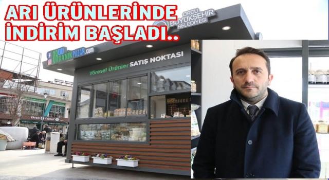 ARI ÜRÜNLERİNE İLGİ ARTIYOR..