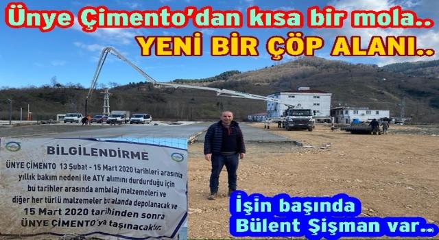 ÇÖPLER CEVİZDERESİ MEVKİİNDE TOPLANACAK..