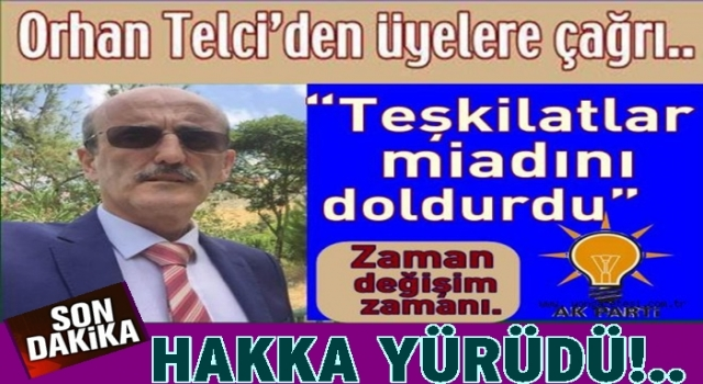Sevilen AK Partili siyasetçi hayatını kaybetti..