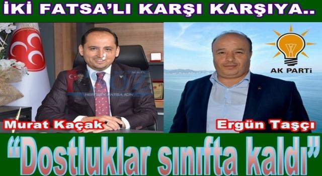 """Murat Kaçak Ateş Püskürdü: """"Neyi, Nasıl Konuşacak?"""""""