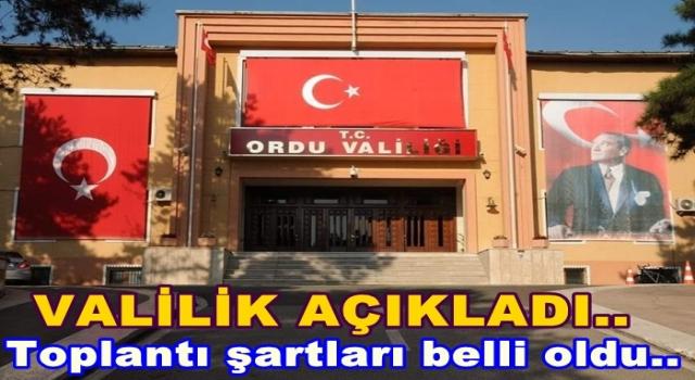MUHTAR ve HALK TOPLANTILARI YENİDEN BAŞLIYOR..