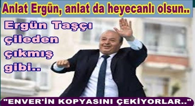 """Milletvekili Ergün Taşçı """"Olup biteni anlatacağım"""" demiş.."""