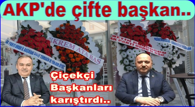 Milletvekilini AK Parti İl başkanı yaptılar..