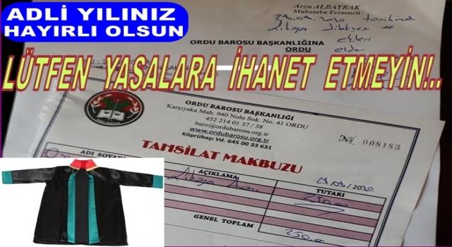 Avukat Oğuzhan Çelik'in meslekten ihraç edilmesini istedik..
