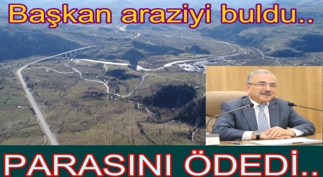 2.ORGANİZE SANAYİ İÇİN UYGUN ARAZİ BULUNDU..