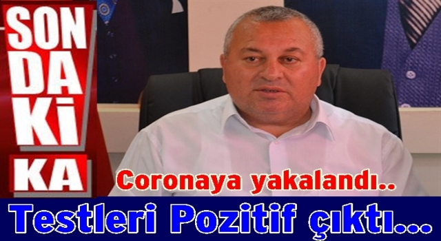 Milletvekili Cemal Enginyurt'da Koranavirüse yakalandı..