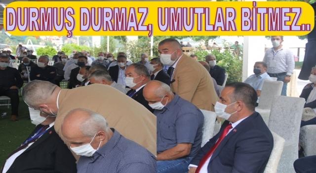 Perşembe Belediyesinde başkana değil, Durmuş'a gideceksin..
