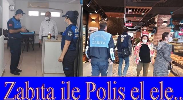 6 AYDA 4 BİN 549 İŞ YERİ DENETLENDİ..