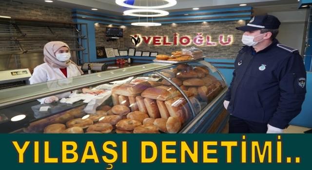 ALTINORDU ZABITA'DAN YILBAŞI DENETİMİ..