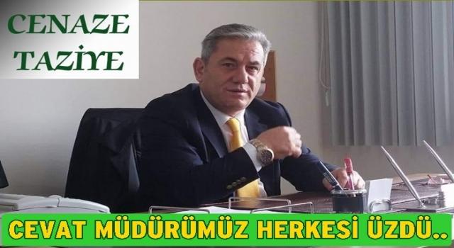 MÜDÜR KORONAYA YENİK DÜŞTÜ..
