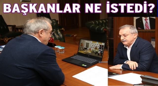 OTSO Başkanı Servet Şahin, sorunları Hisarcıklıoğlu'na ileti..
