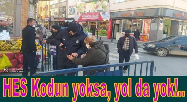 AKP'ye gücü yetmeyenler Pazar yerlerinde, caddelerde vatandaşı sorguluyor.