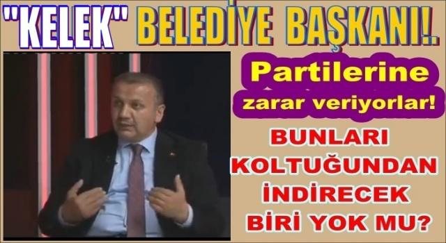 """""""BENİM GİBİ KELEK ADAMI 2 DÖNEM BAŞKAN SEÇTİLER"""""""