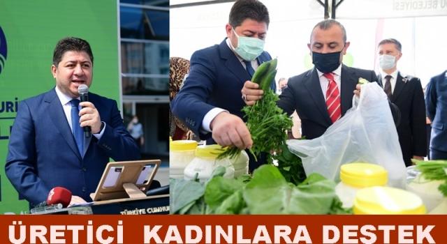 Belediyeden Üretici köylülere 500 TL. hibe desteği..