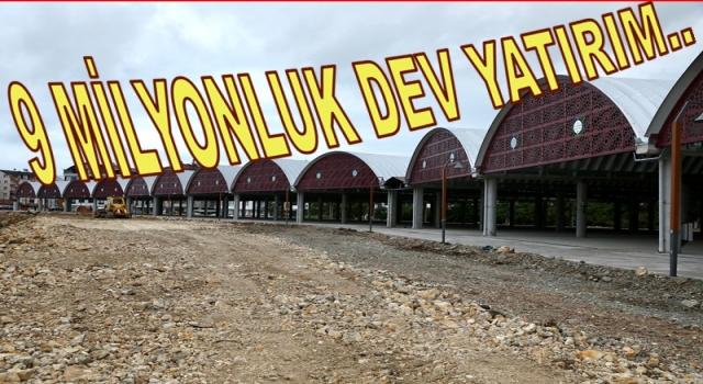 Fatsa Kapalı Pazar yeri yakında açılıyor..