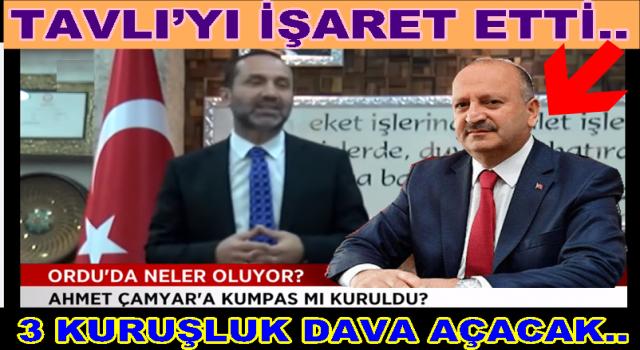 Görevinden alınan AKP'li başkan suçsuz bulundu..