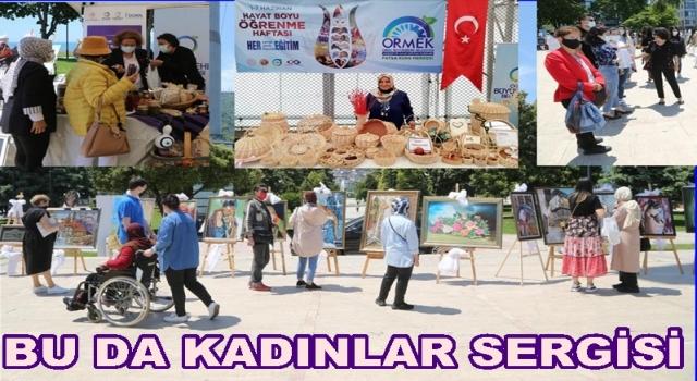 ORMEK ÜRÜN SERGİLERİNE BÜYÜK İLGİ..