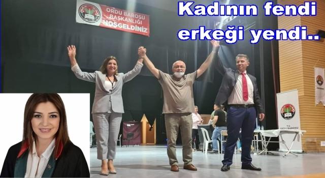 ORDU BARO BAŞKANI SİBEL TORUN OLDU..