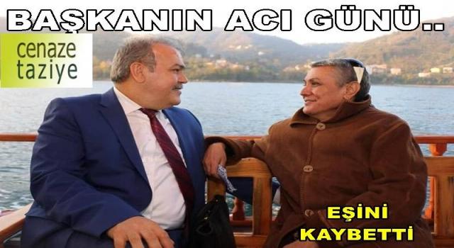 AKP İL BAŞKANI TOMAKİN'İN ACI GÜNÜ..