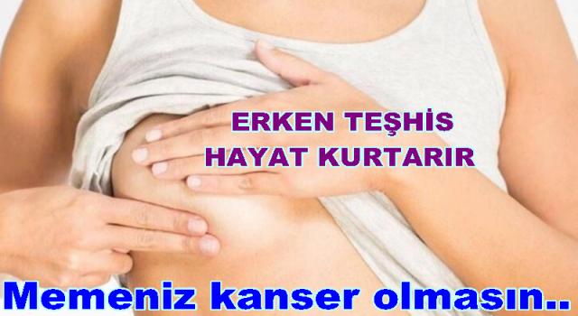 (1-31 Ekim) Meme Kanseri Farkındalık ayı..