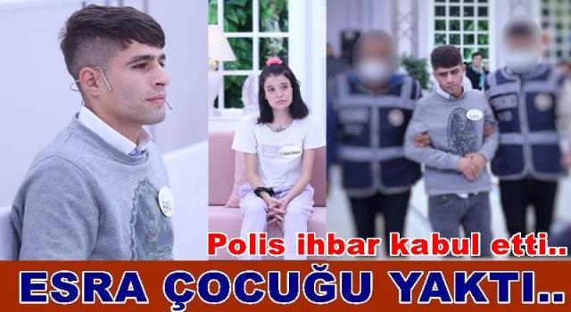 Barış Demir'i canlı yayında gözaltına aldılar..