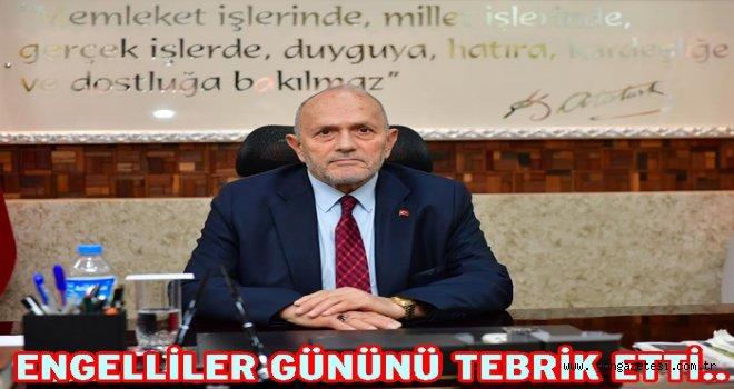 3 ARALIK DÜNYA ENGELLİLER GÜNÜ..