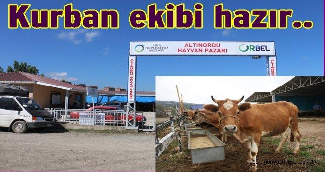 9 AYRI NOKTA KURBAN KESİLECEK..