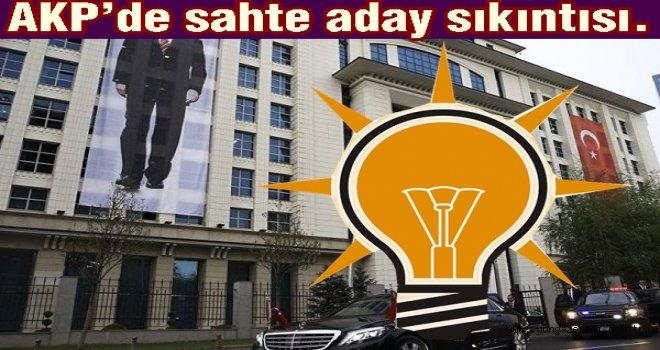 AK Parti adaylarında akıl almaz kurnazlık..