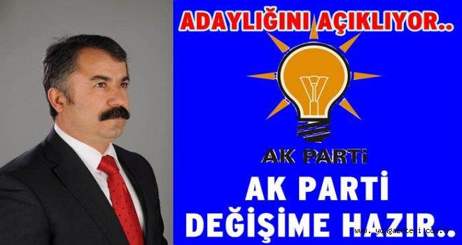 AK Parti il yönetiminde sorunlar çözülecek..