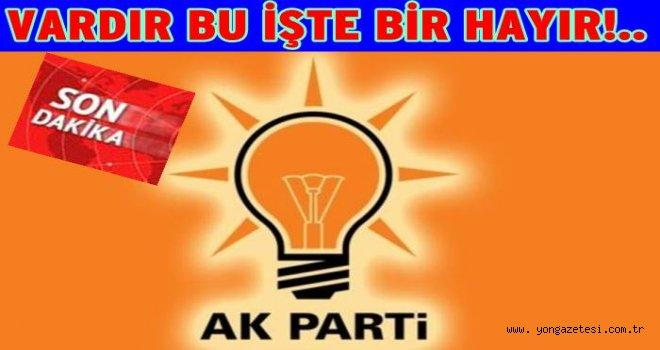 AK Parti ilçe kongreleri ertelendi..
