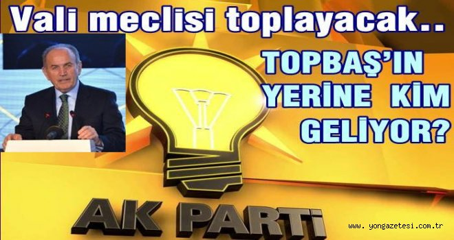 Ak Parti Kadir Topbaş'ın istifasını değerlendirdi…