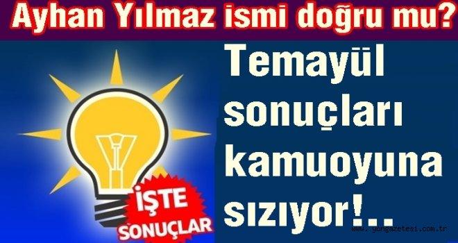 AKP bu  isimlerle seçime girerse sonu felaket olur..