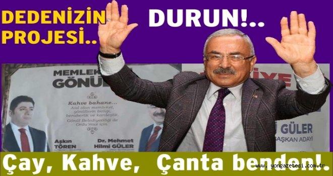 AKP. İl başkanlığı Yerel basını ve seçmeni  nasıl kandırıyor?