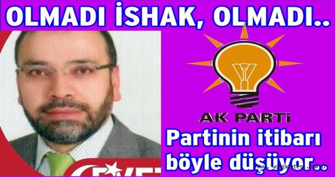 AKP Toplantı başladıktan sonra basını davet etti..