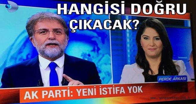 AKP'den İstifa haberlerine yeni bir açıklama..