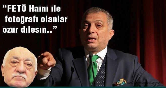 """AKP'li Metin Külünk, """"Biz hata yaptık"""" deyin.."""