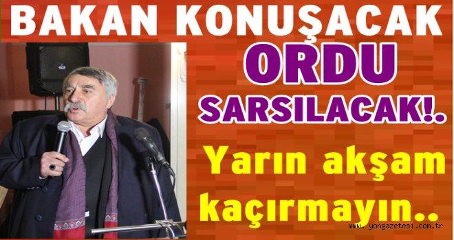 AKP'ye ve Ordu Büyük Şehir Belediyesine operasyon var..