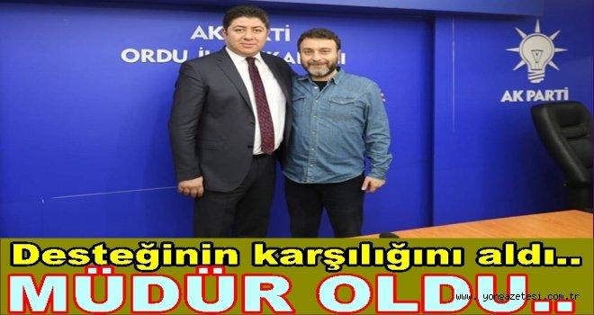 ALBEL AŞ.'nin yeni müdürü Serkan Danış oldu..