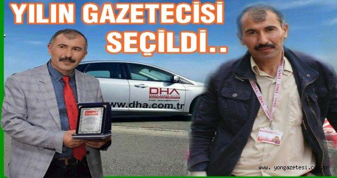 Ali Yazan Yılın gazetecisi seçildi..