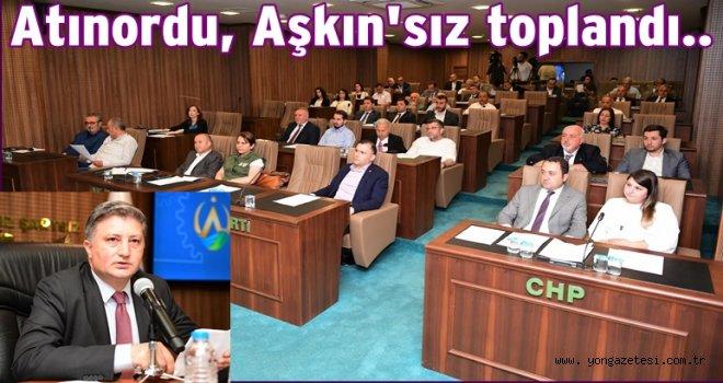 Altınordu Belediyesi Haziran ayı olağan meclis toplantısı yapıldı.
