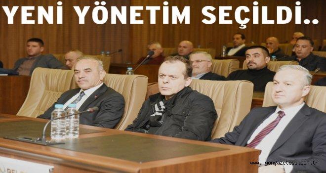 Altınordu Belediyespor  olağanüstü kongresini  yaptı..