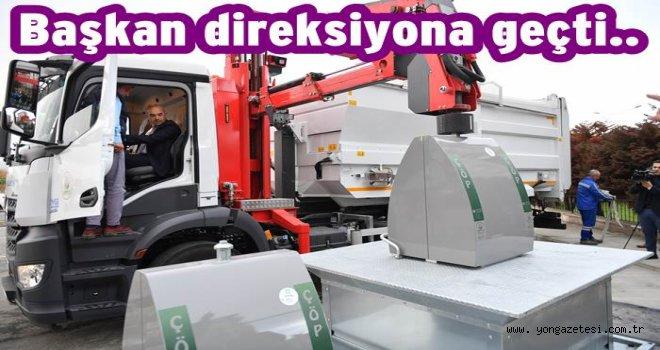 """ALTINORDU'DA ÇÖPTE YENİ DÖNEM.. """"TAVİZ YOK"""""""