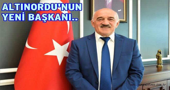 Altınordu'ya Belediye başkan vekili atandı..