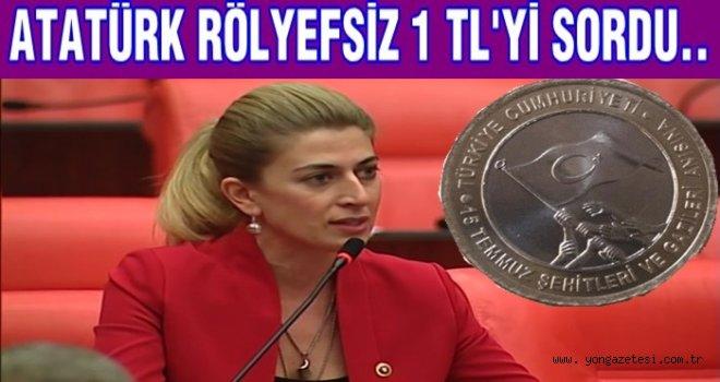 """""""Atatürk'ü paralardan silmek için bahane aranıyor"""""""